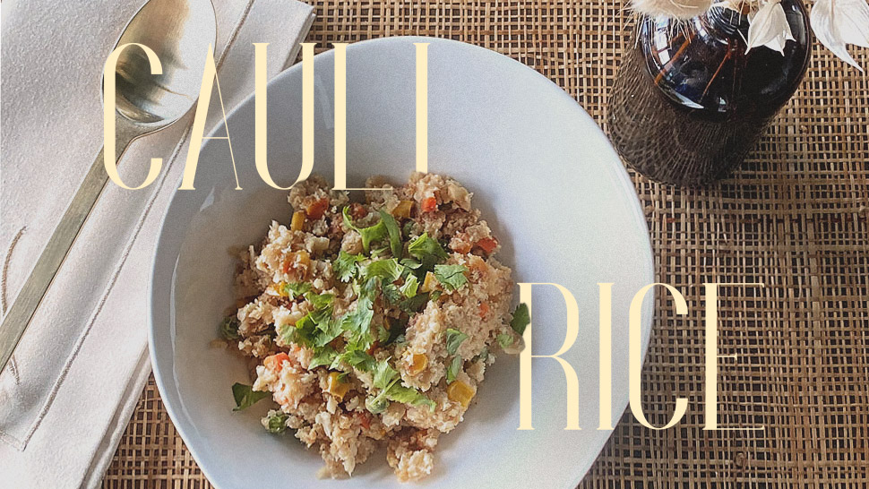 Caulibabe Will Make You Want To Have Cauliflower Rice Every Day
