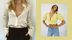 5 Kinds Of Tops That Always Look Good On Small-chested Body Types