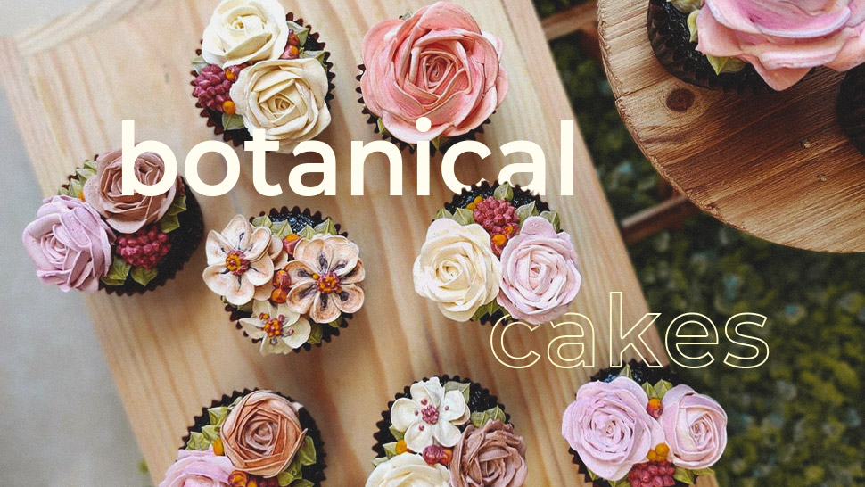 8 Online Bake Shops Where You Can Buy Gorgeous Floral Cakes