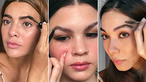 How To Do Natural-looking Feathery Brows, According To Models