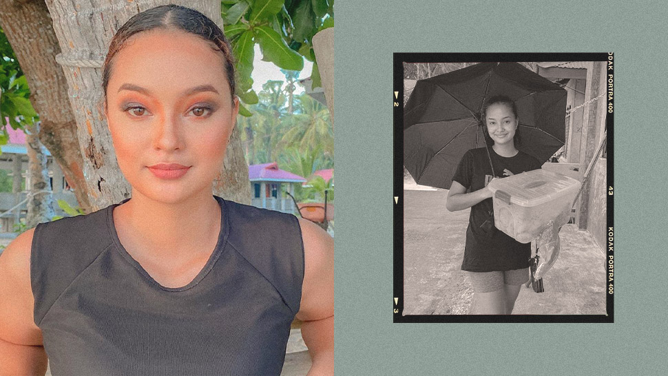 """This Beauty Queen Is Going Viral for Selling """"Pilipit"""" to Support Her Family"""