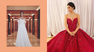15 Filipina Celebrities And Their Gorgeous Debut Outfits