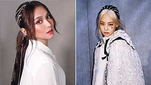 You Have To See How Kathryn Bernardo Recreated This Look By Jennie Of Blackpink