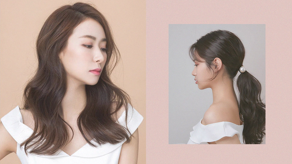 6 Civil Wedding Hairstyles to Consider If You Love K-Beauty