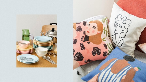 5 One-stop Online Shops For Your Aesthetic Home Needs
