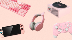This Online Store Sells All Kinds Of Pretty Pink Gadgets