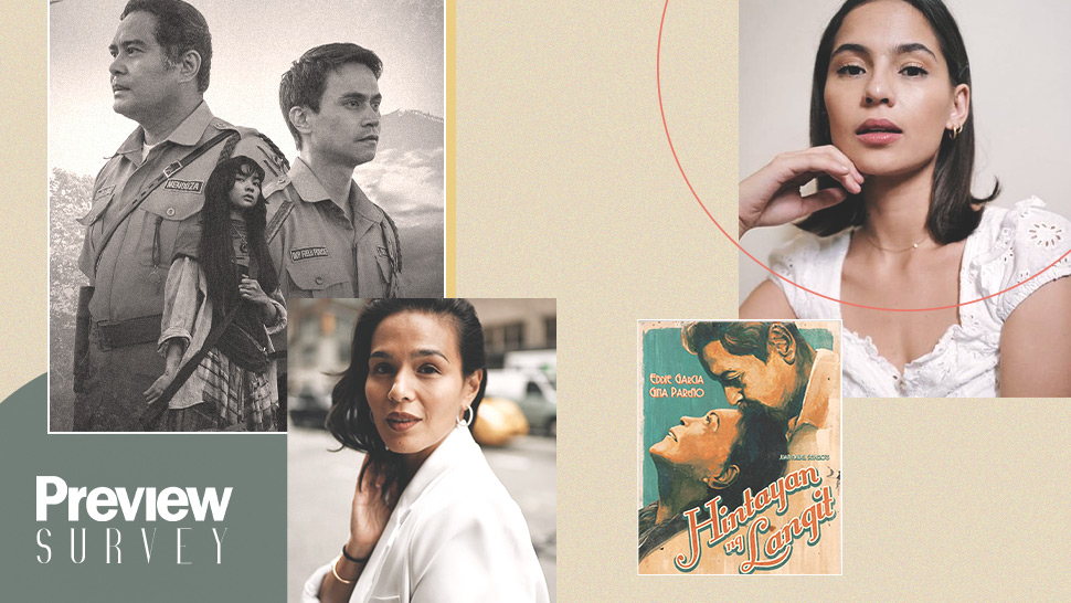 We Asked Celebrities for Their Most Recommended Filipino Films on Netflix