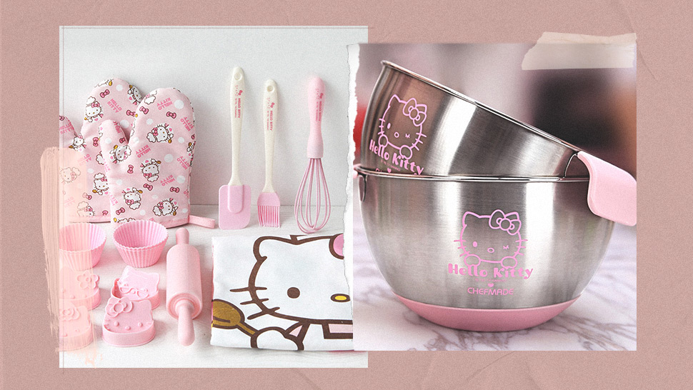 This Online Shop Has the Cutest Collection of Hello Kitty Baking Tools