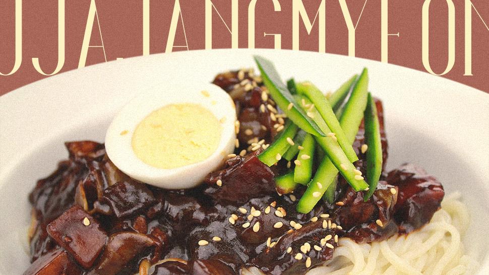 "Here's Where to Get Black Bean Noodles AKA ""Jjajangmyeon"" in Manila"