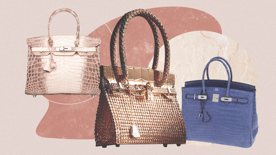 These Are The 10 Most Expensive Hermès Bags Ever Sold