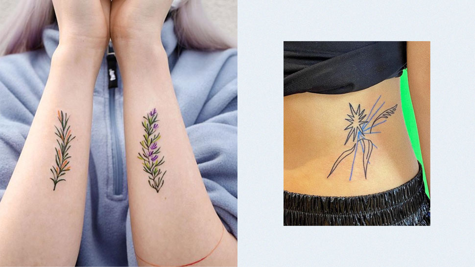 This Is Why Korean-Style Tattoos Are So Appealing