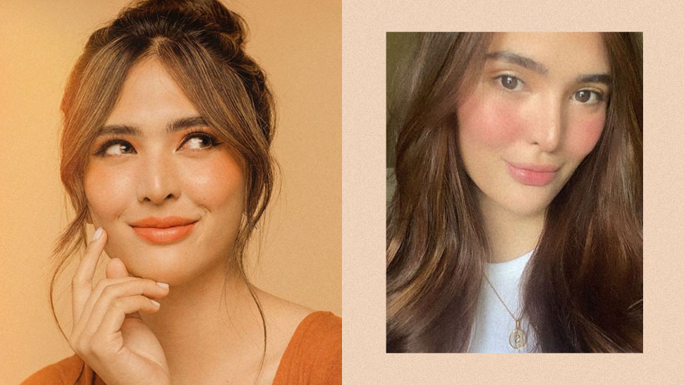 How To Do Sofia Andres' Blush Trick, According To Her Makeup Artist