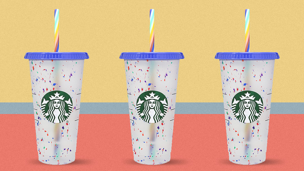 This Reusable Party-in-a-Cup From Starbucks Is Only P195