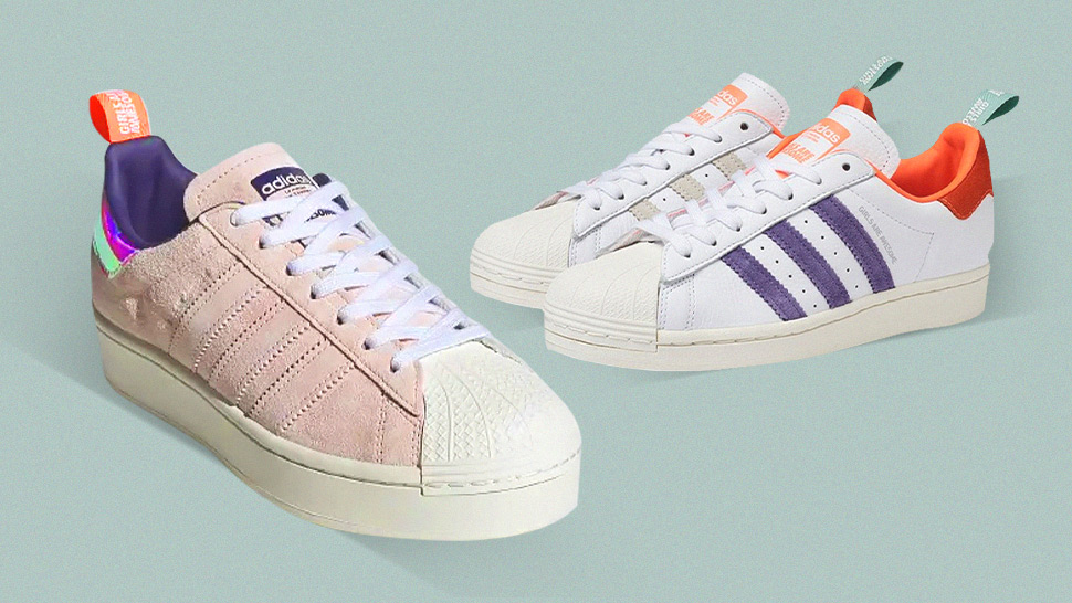 These Adidas x Girls Are Awesome Sneakers Are So Cute, We Want Them All