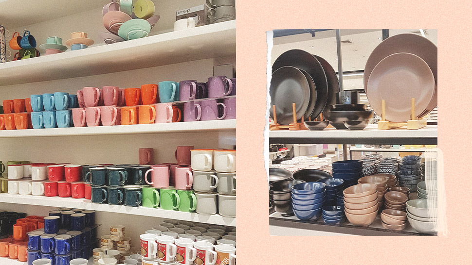 Here's Where You Can Shop Pretty Bowls And Plates Under P100