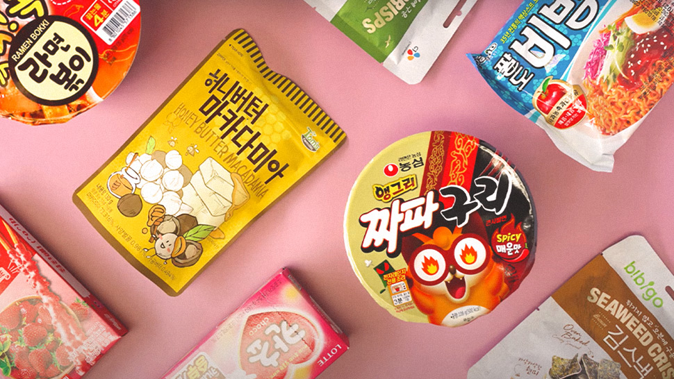 All the Korean Snacks You Need to Include in Your K-Grocery Shopping List
