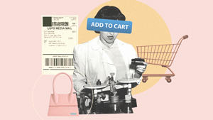 Here's Why You Can't Stop Online Shopping During The Pandemic, According To Science