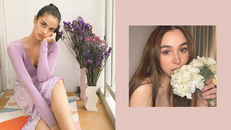 How to Pose with Plants for Aesthetic Instagram Photos, as Seen on Celebrities