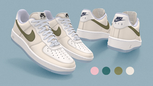Nike Is Letting You Personalize The Classic Air Force 1