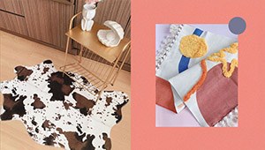 Here's Where You Can Buy Cute Rugs To Complete Your Aesthetic Bedroom