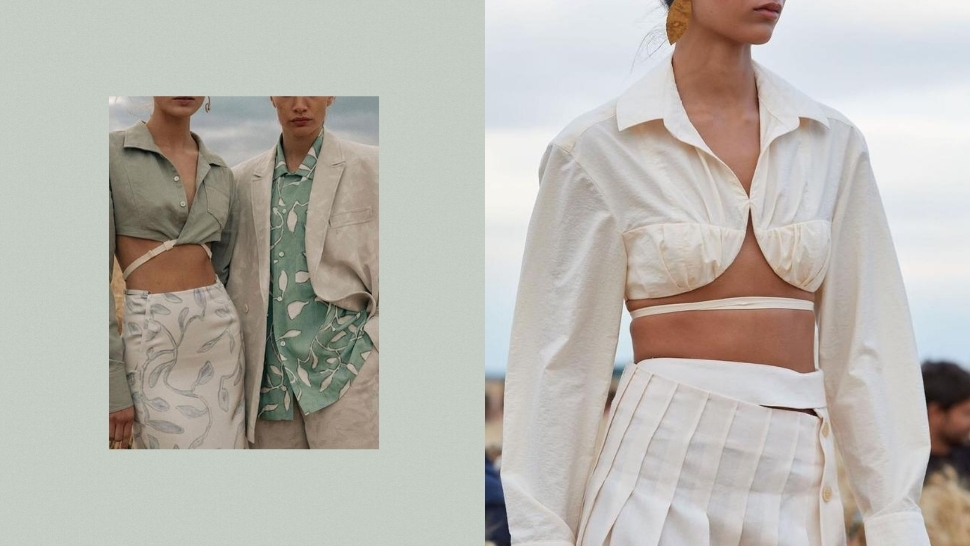5 Aesthetic Trends from Jacquemus' New Collection That We Can't Wait to Try