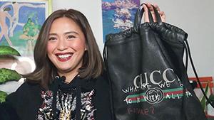 Joyce Pring's Favorite Designer Items Include A P94,000 Backpack