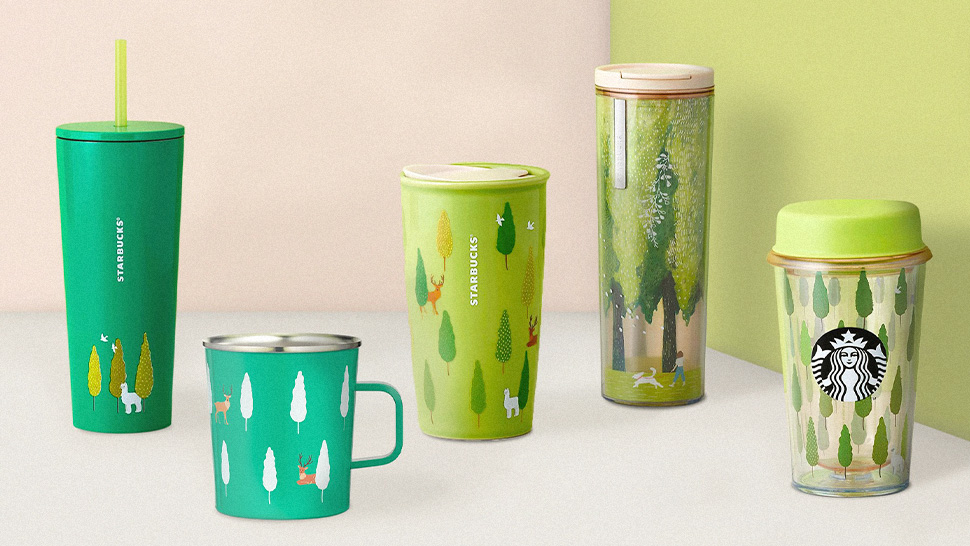 Starbucks' New Collection Is Making Us Miss the Great Outdoors