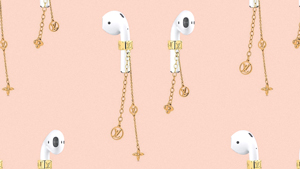 Louis Vuitton Is Trying To Make Earphone Earrings A Thing. But Are We Ready For Them?