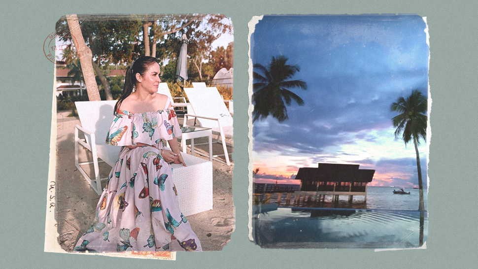 Jinkee Pacquiao Released A Tour Of Their Private Beach Resort And It's Mind-blowing