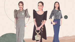 Here's What The Stylish Attendees Wore To This Year's Sona