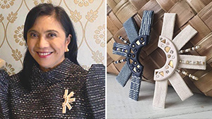 You Can Buy The Exact Accessory These Lawmakers Wore For Sona 2020