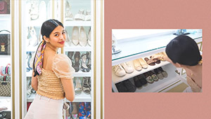 Gabbi Garcia's Walk-in Closet Is Stocked With The Dreamiest Designer Pieces