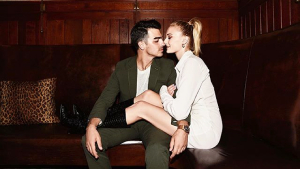 Joe Jonas And Sophie Turner Have Officially Welcomed Their Baby Girl!
