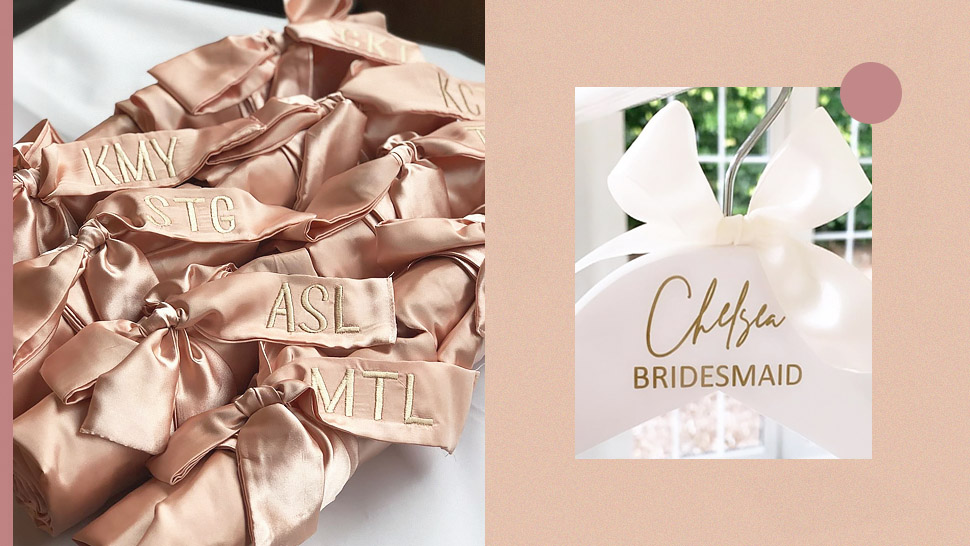 10 Unique Touches for Your Bridal Entourage That Make for a Memorable Experience