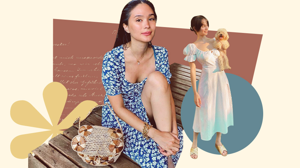 Where To Buy The Exact Pretty Dresses Your Favorite Celebs Wore On Instagram