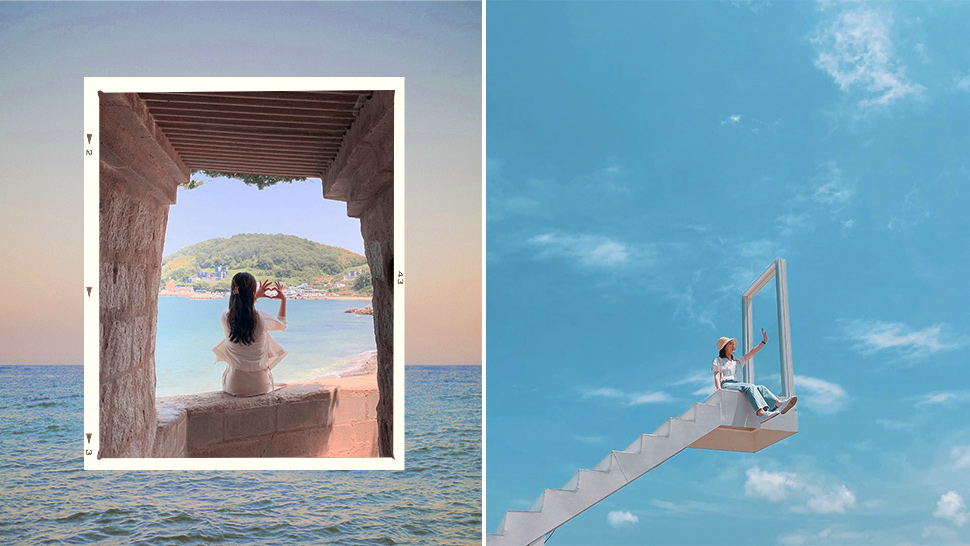These Photo Spots in South Korea's Geoje Island Deserve to Be on Your Travel Bucket List