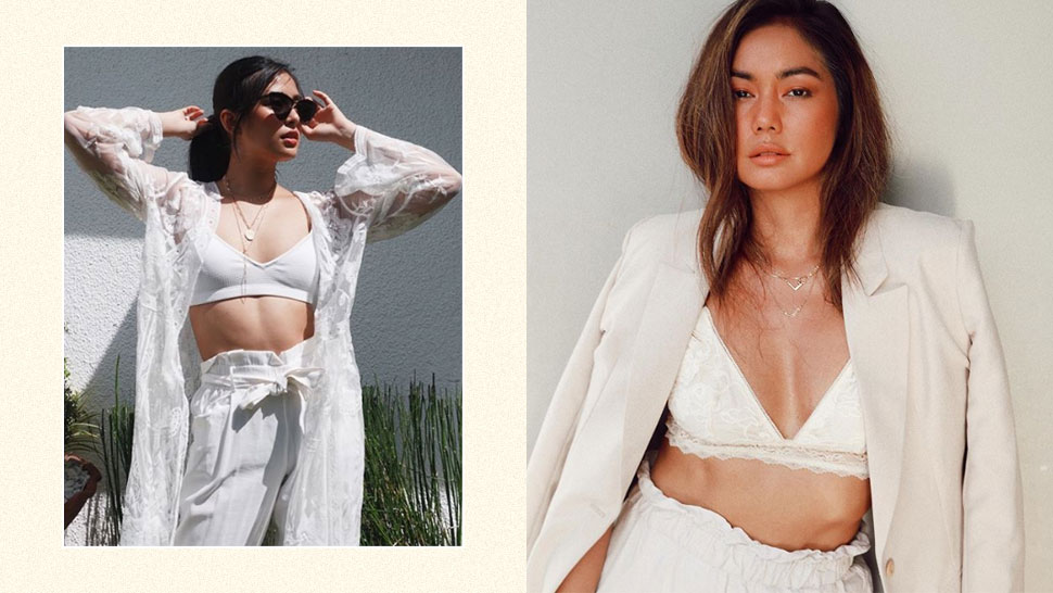 Little White Bras Are the Top of Choice, According to Influencers