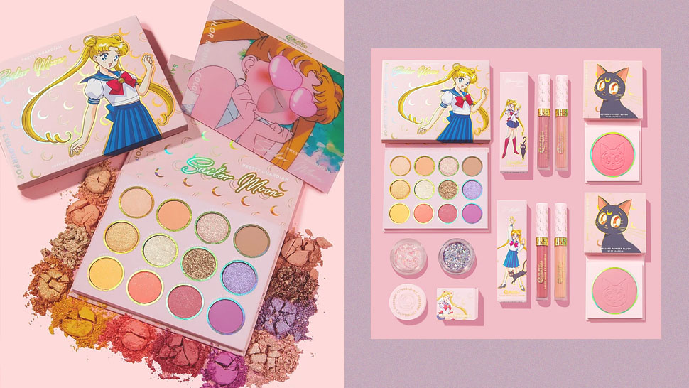 You Have to See All the Pretty Products in the Sailor Moon X Colourpop Collection