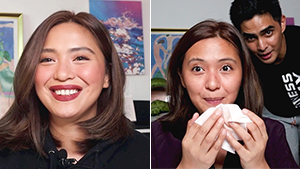 Joyce Pring Admits She Feels Vulnerable Showing Her Face Without Makeup