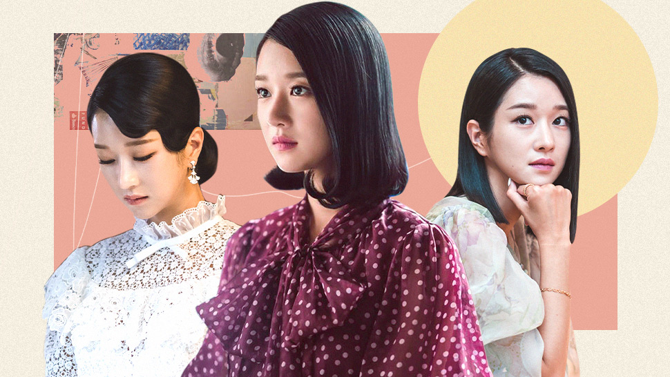 "6 Ways To Style Short Hair Like Seo Ye Ji In ""it's Okay To Not Be Okay"""