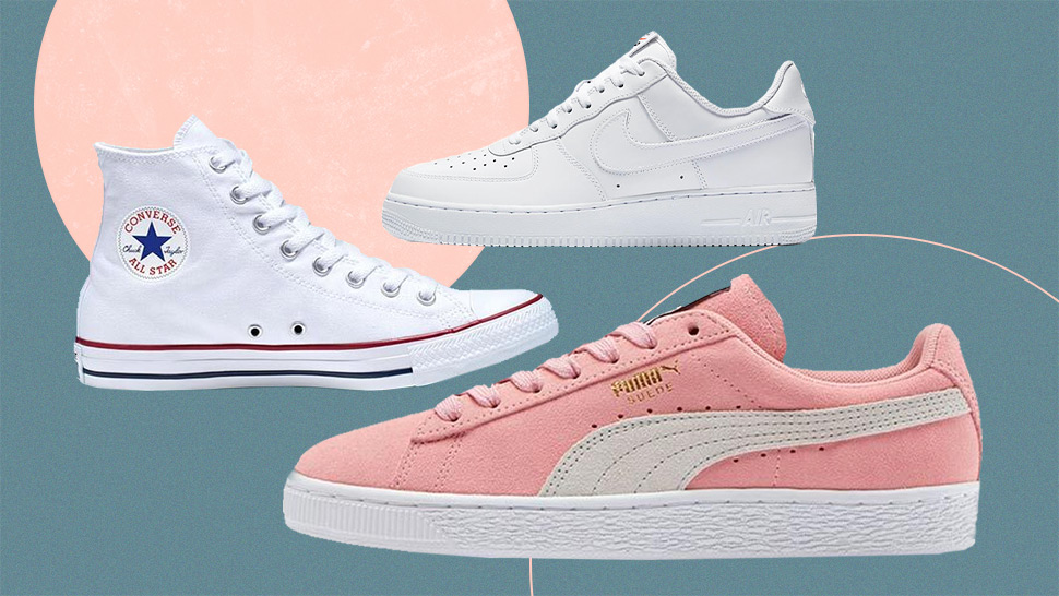 10 Classic Pairs of Sneakers Every Girl Should Have in Her Closet