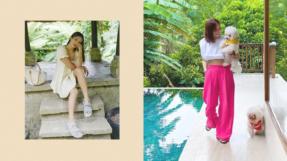 5 Stylish Celebrities We Recently Spotted At The Farm At San Benito