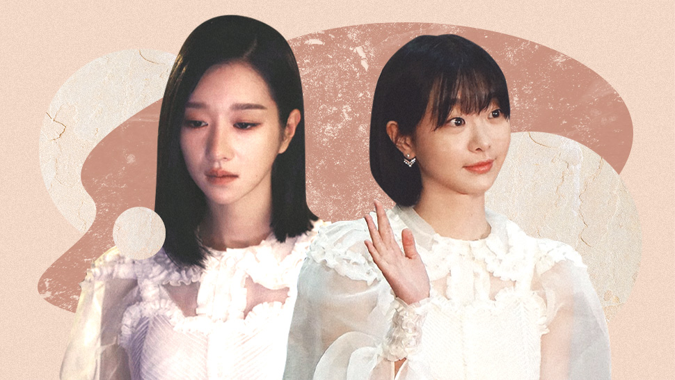 We Spotted Seo Ye Ji And Kim Da Mi Twinning In This Dreamy White Dress
