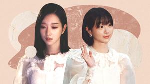 We Spotted Seo Ye Ji And Kim Da Mi Twinning In This Dreamy White Dress
