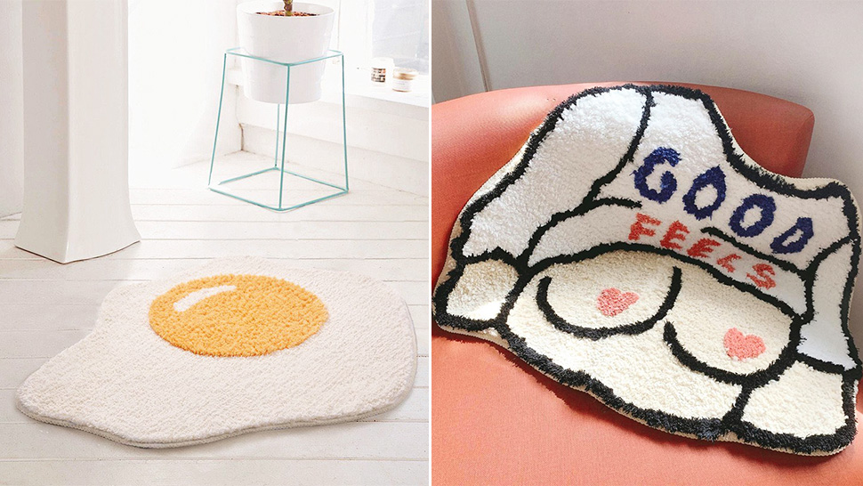 This Online Shop Sells Quirky Rugs for Your Instagrammable Home
