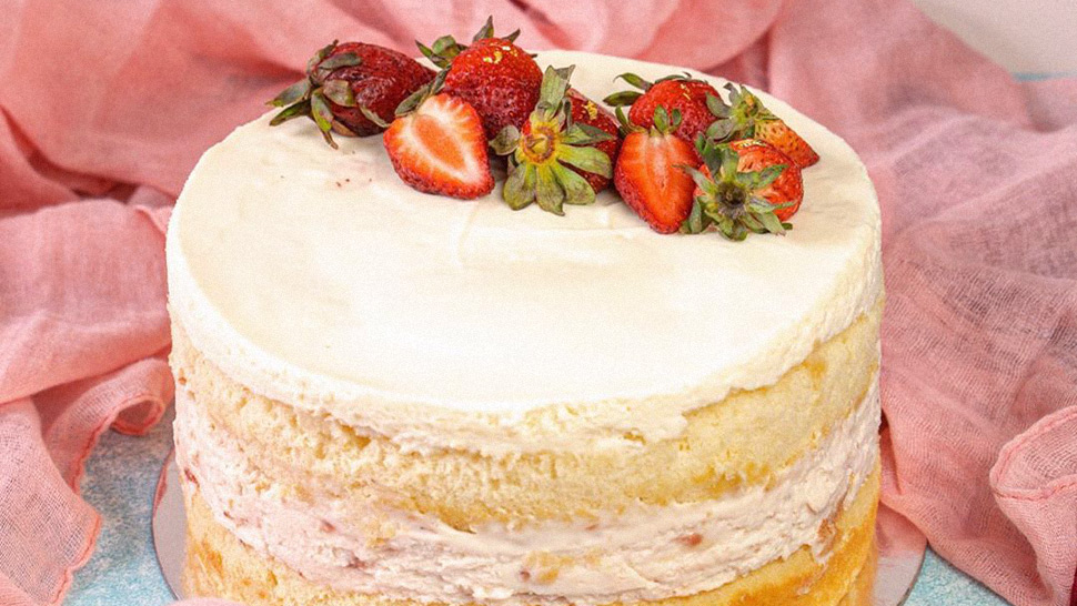 Here's Where You Can Get Delicious Home-Baked Strawberry Cakes