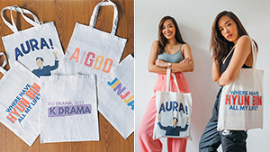 These Witty Tote Bags Are Made For The Ultimate K-drama Fan