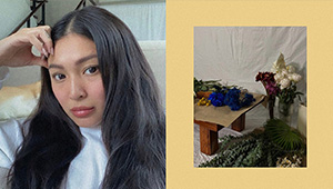 Nadine Lustre Is Selling Flower Arrangements Online And We Want Everything
