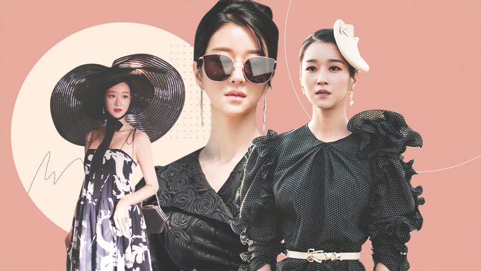 """All of Seo Ye Ji's Best LBD Outfits in """"It's Okay to Not Be Okay"""""""