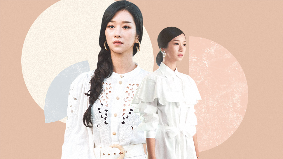"""All of Seo Ye Ji's Best All-White Outfits in """"It's Okay to Not Be Okay"""""""